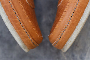 """SM-1"" in Natural Dublin Horween Leather"
