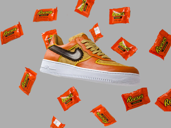 """Trick or Treat"" AF1"