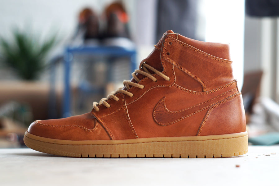 Natural Dublin Air Jordan 1