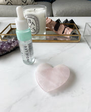 Load image into Gallery viewer, Beauty Stone Co Heart Gua Sha Tool