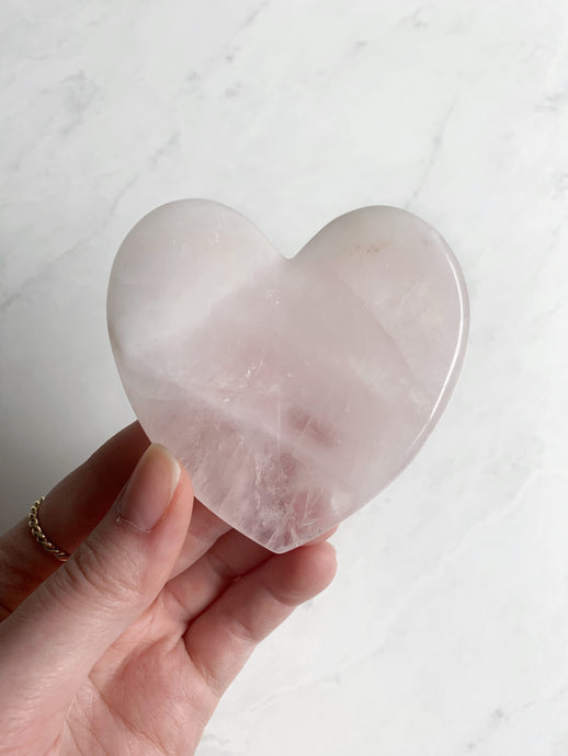 Beauty Stone Co Heart Gua Sha Tool