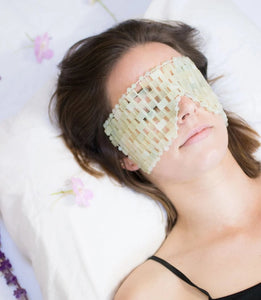 Jade eye mask beauty stone co
