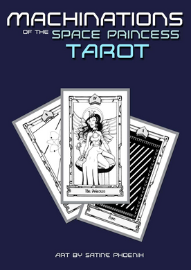 Machinations of the Space Princess - Tarot Deck