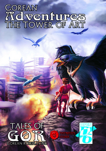 Gorean Adventures - The Tower of Art 01