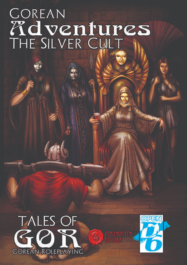Gorean Adventures - The Silver Cult - 02