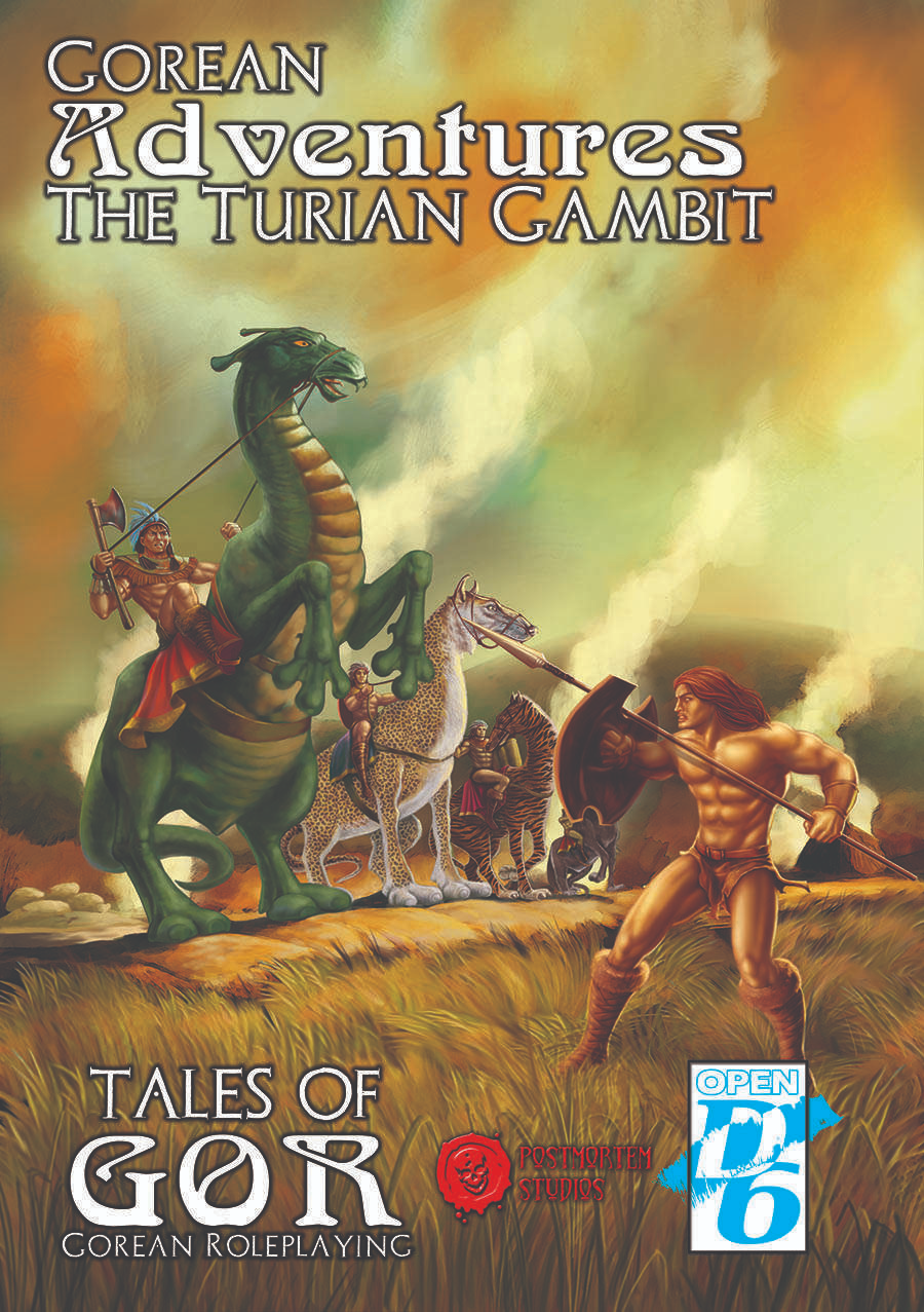 Gorean Adventures - The Turian Gambit - 03