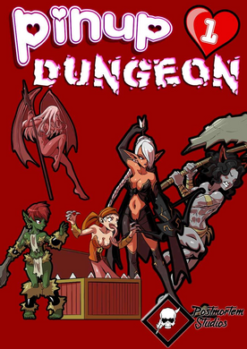 Pinup Dungeon 01