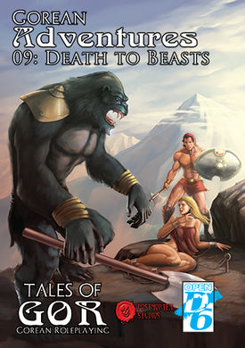 Gorean Adventures 09 - Death to Beasts