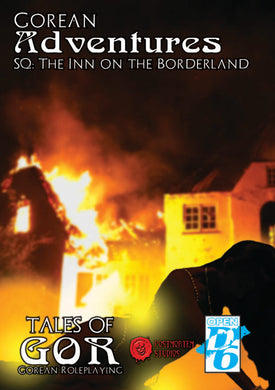 Tales of Gor Sidequest - The Inn on the Borderland
