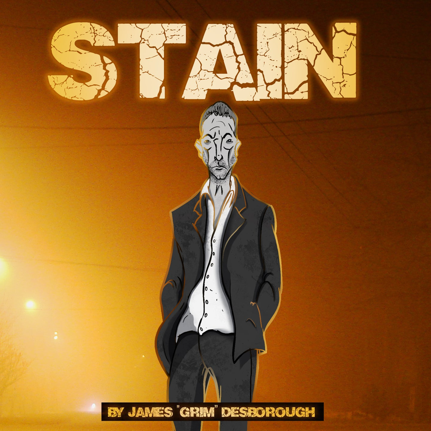 Audiobook: STAIN - Dead & Gone