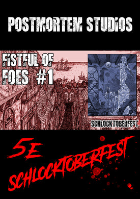 Fistful of Foes #1