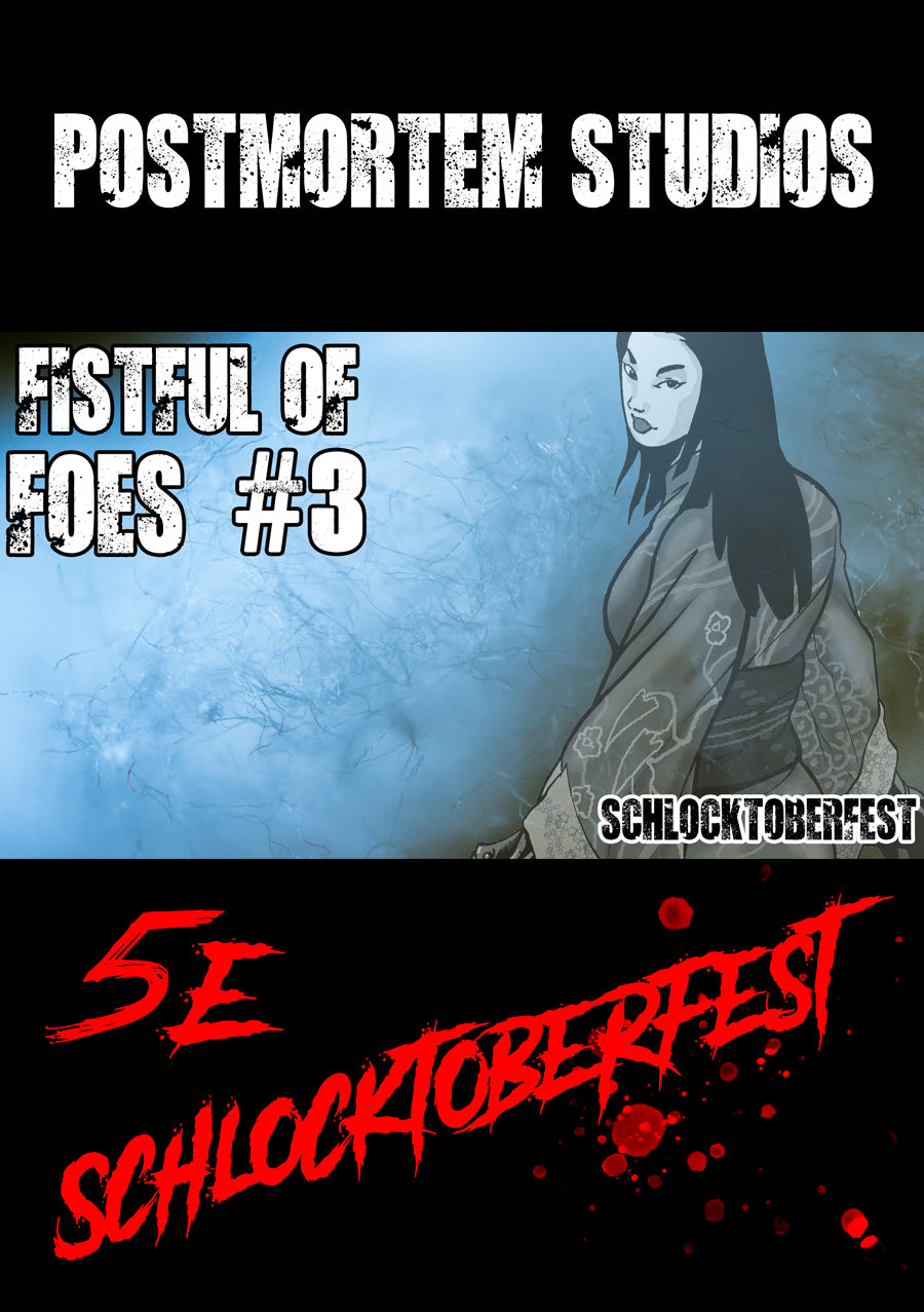 5e - Fistful of Foes #3
