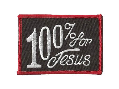 100% For Jesus