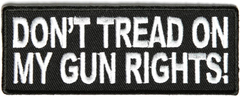 Don't Tread on My Gun Rights