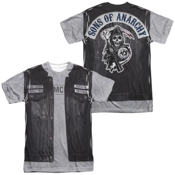 Sons of Anarchy - Unholy Costume Front/Back Print