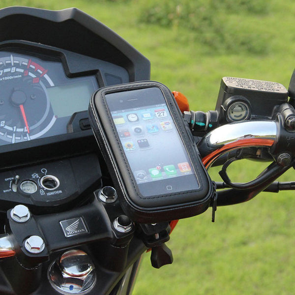 separation shoes dd139 ebf31 Waterproof Cell Phone Holder With Motorcycle Mount