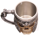 Warrior Skull Tankard