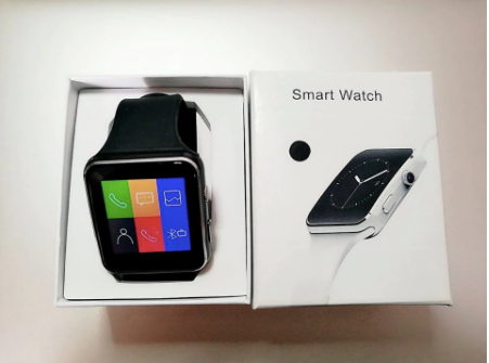 X6 Smart Bluetooth Watch w/ Camera, Touch Screen and Support SIM TF Card - OnHerTime