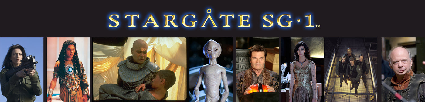Stargate SG 1 - The Complete Series - Coming June 15th