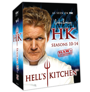 Hell's Kitchen -  Seasons 10-14 #7105