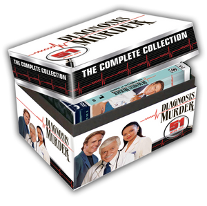 Diagnosis Murder: The Complete Collection- 51 Discs
