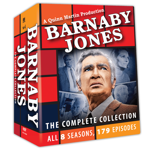 Barnaby Jones - The Complete Collection #7040