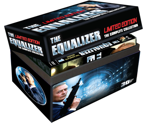 The Equalizer Complete Collection Limited Edition