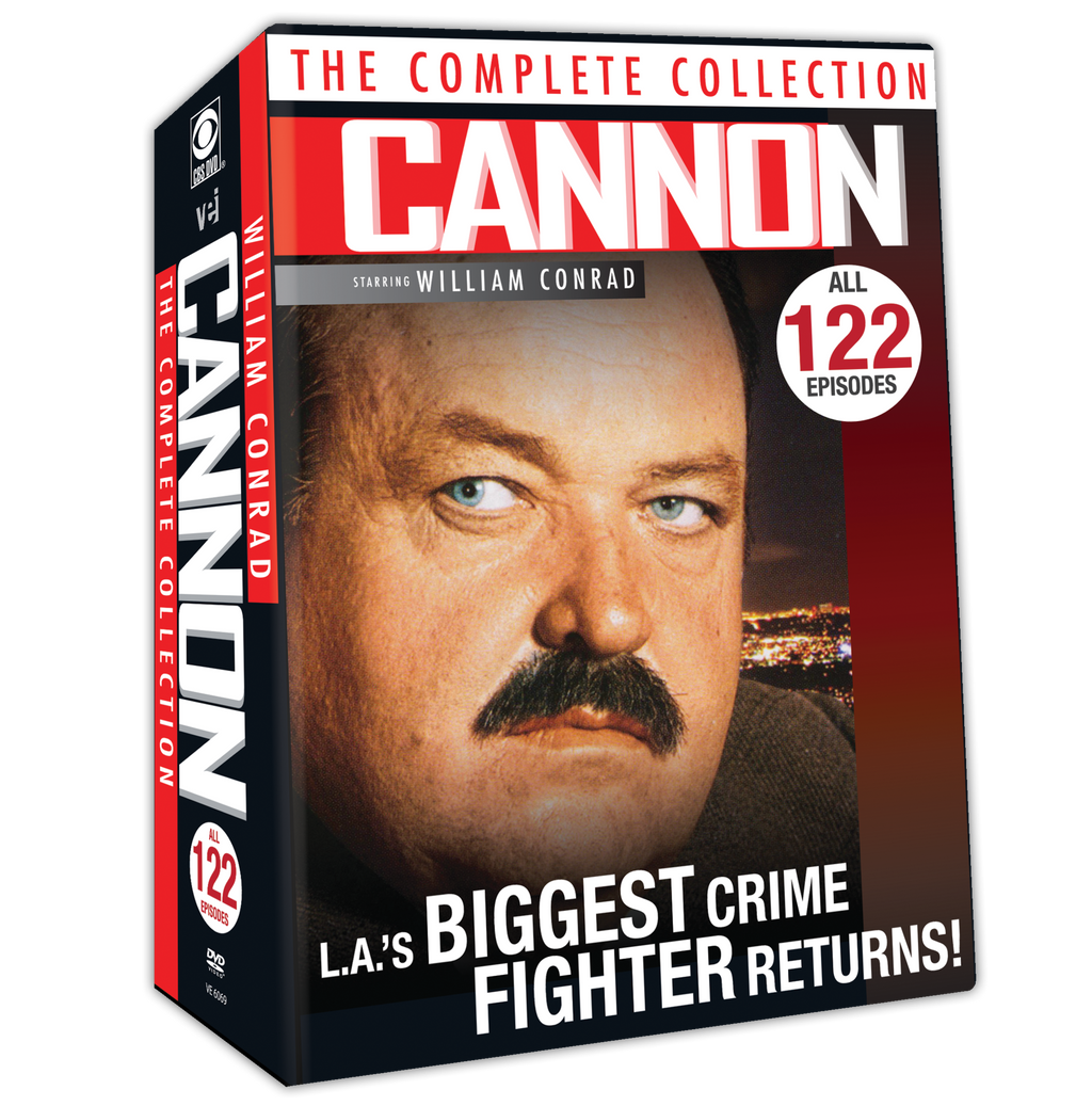 CANNON - The Complete Collection #6069
