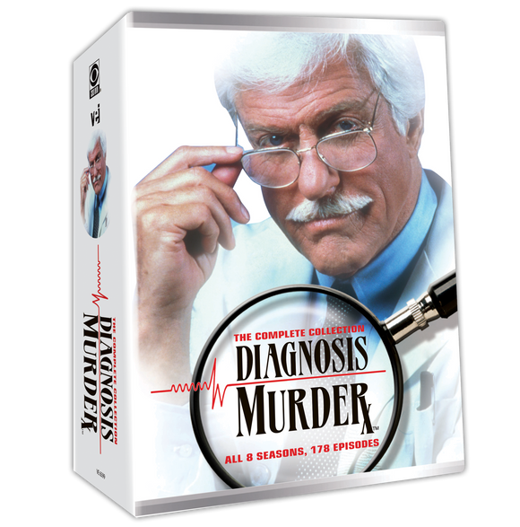 Diagnosis Murder: The Complete Collection #6599