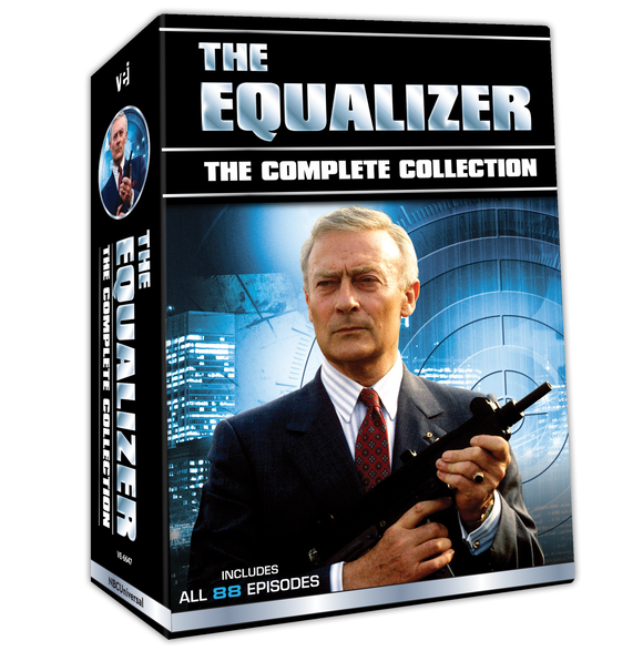 The Equalizer - Complete Series