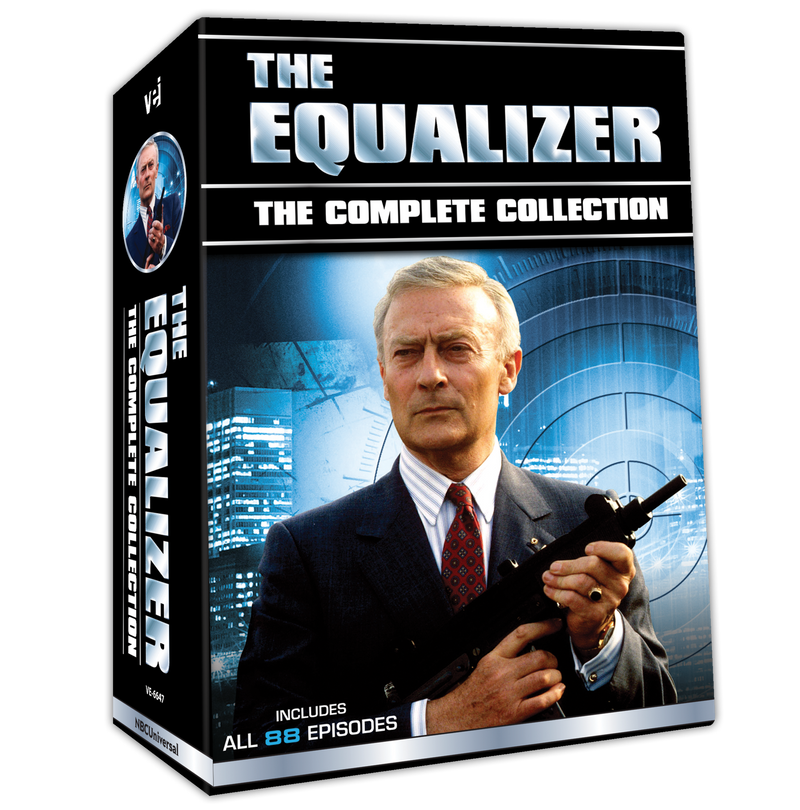 The Equalizer - Complete Series #6647