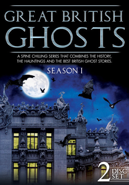 Great British Ghosts Season 1, BONUS – Real Ghosts #6635