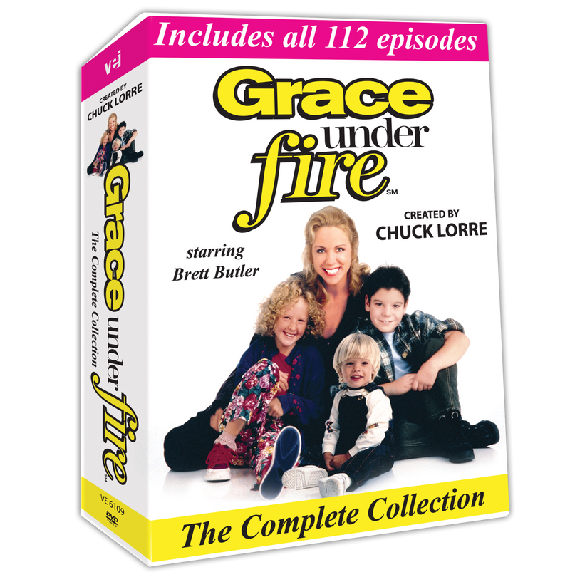 Grace Under Fire -  The Complete Collection #6109