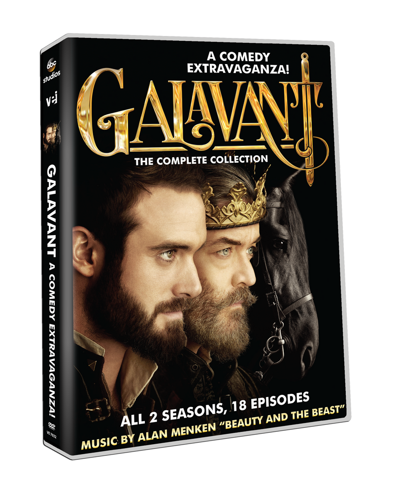 Galavant - The Complete Collection #7032