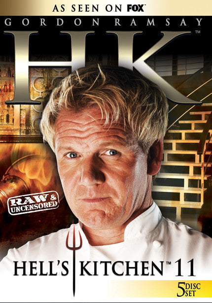 Hell's Kitchen Season 11 with Superstar chef Gordon Ramsay