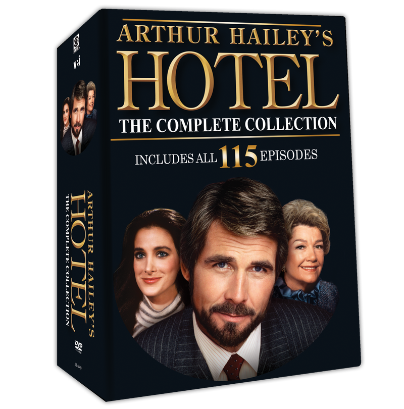 Hotel - The Complete Collection  #6049
