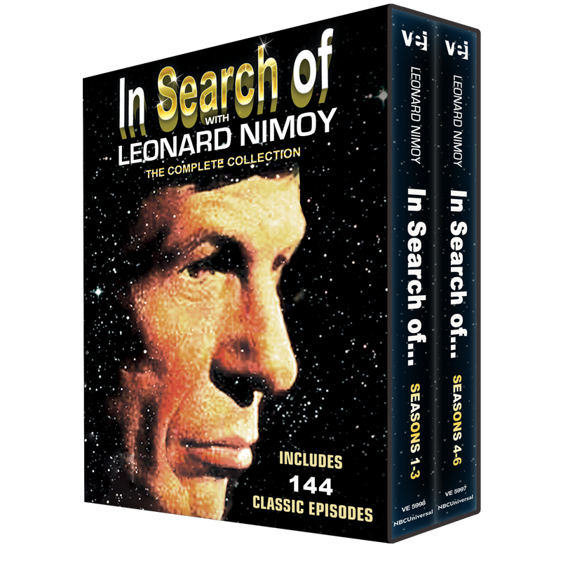 In Search Of.. with Leonard Nimoy: The Complete Collection #6800