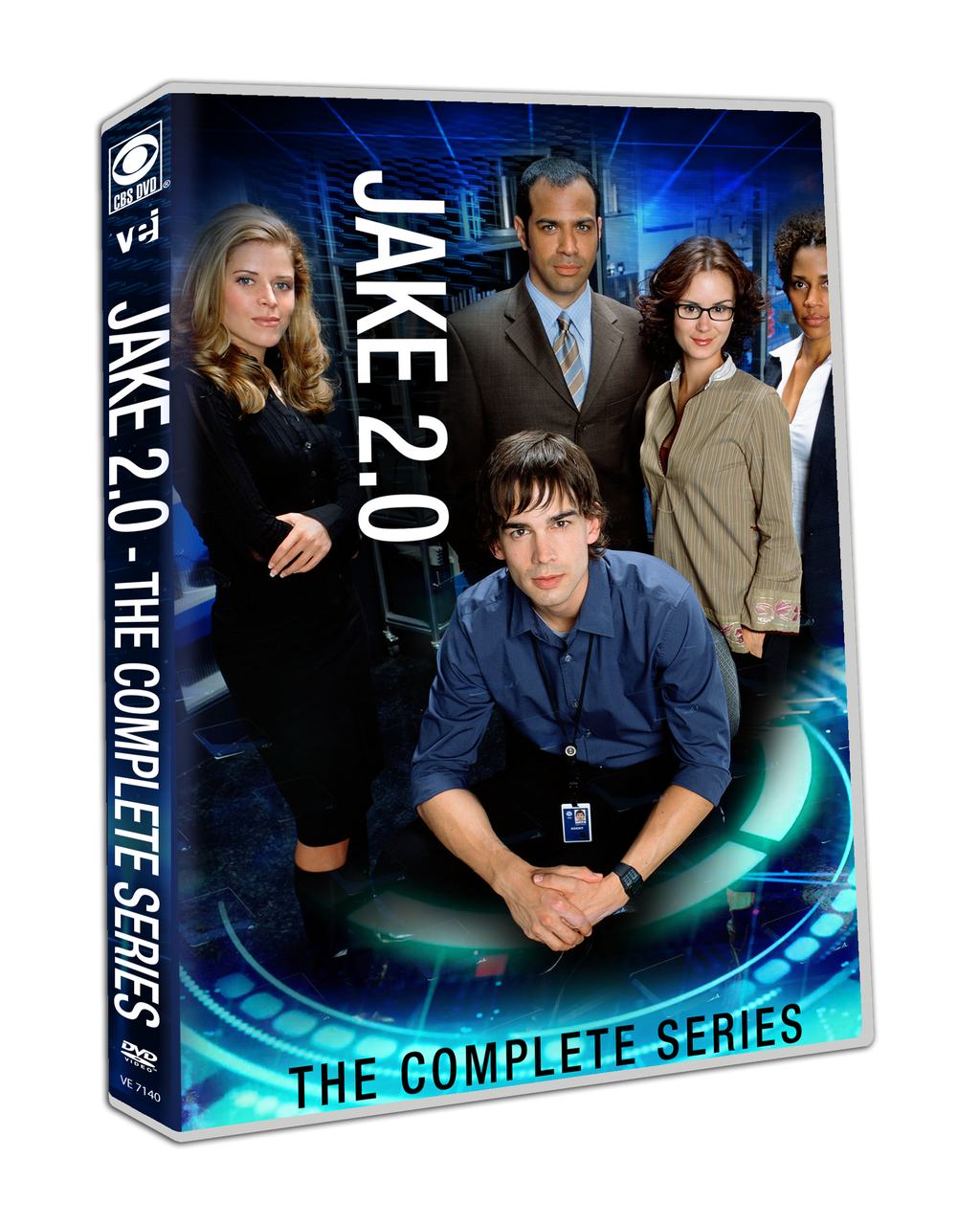 Jake 2.0 - The Complete Series #7140  (Pre-Order, Special Price)