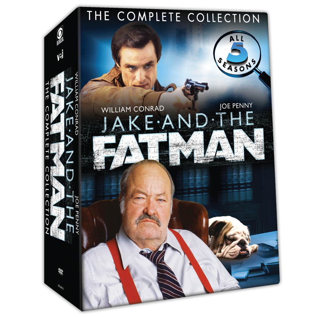 Jake And The Fatman - The Complete Collection #6910
