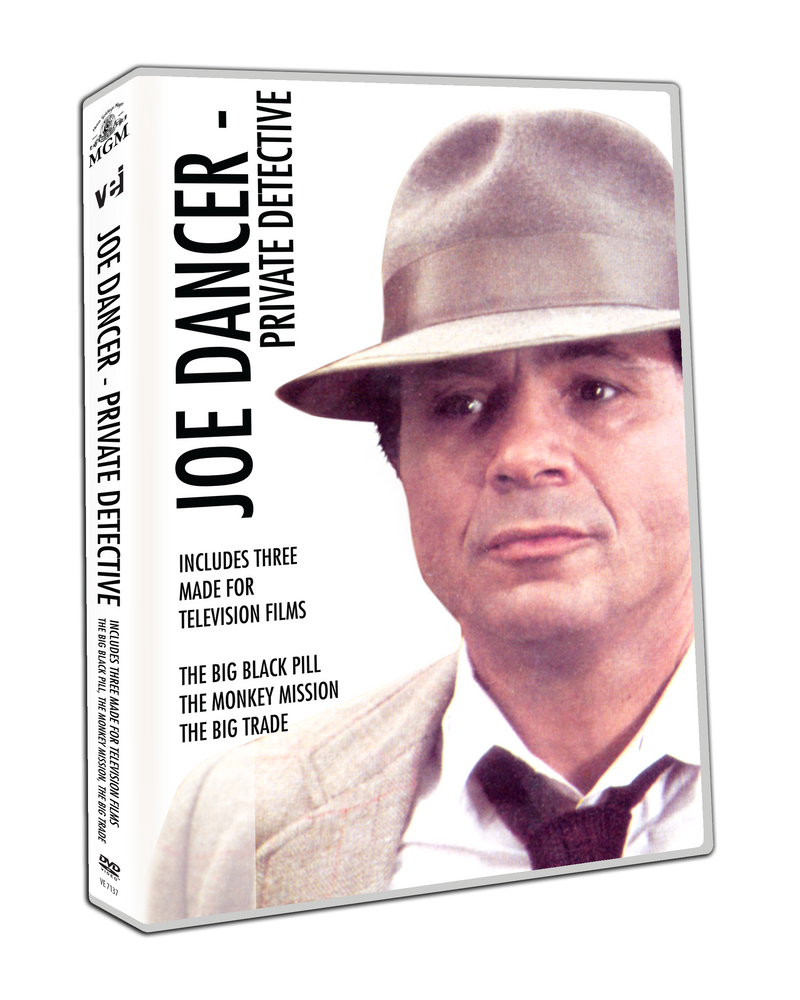 Joe Dancer - Private Detective  #7137