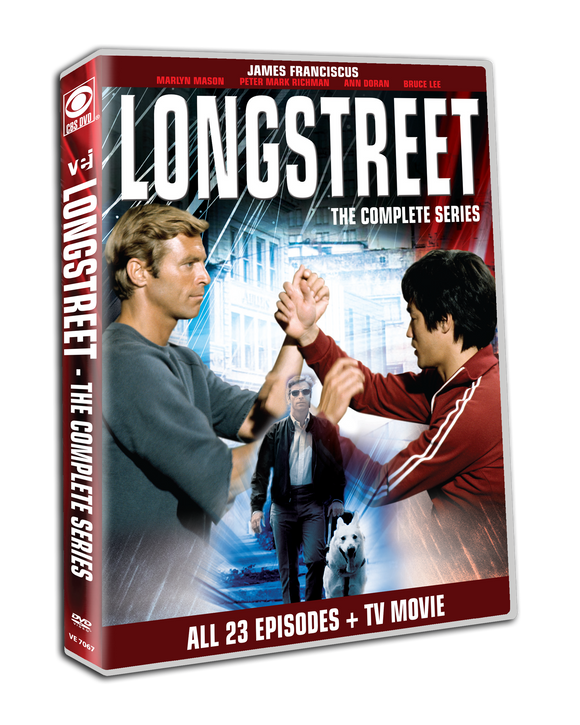 Longstreet - the complete series