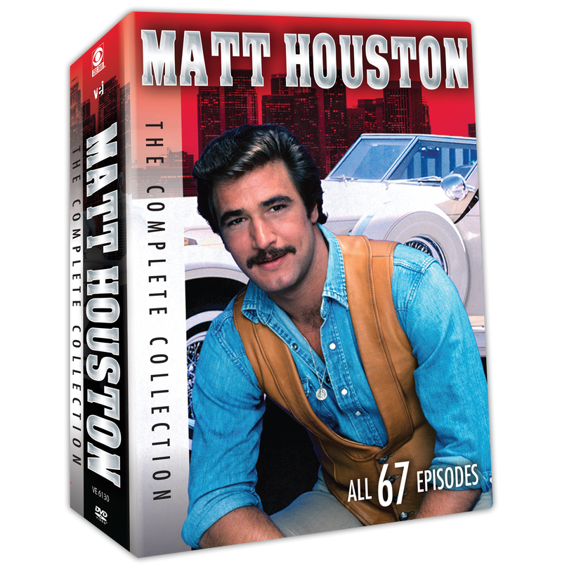 Matt Houston - The Complete Collection #7024