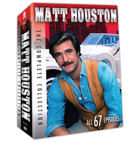 Matt Houston - The Complete Collection