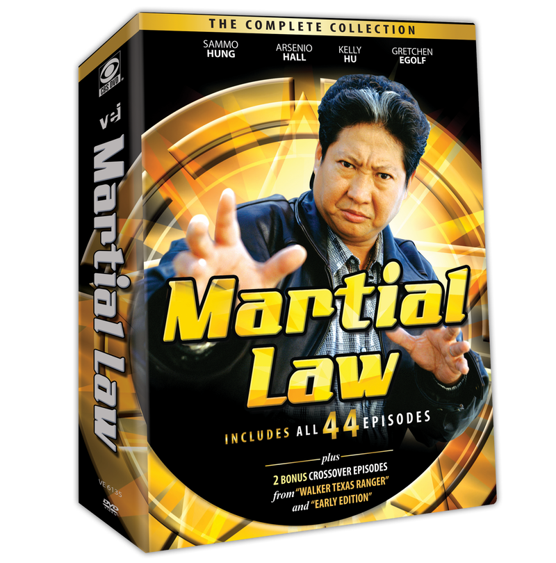 Martial Law - The Complete Collection #6136