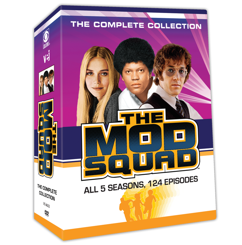 The Mod Squad: The Complete Collection #6622
