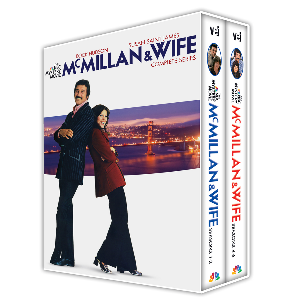 McMillan & Wife: The Complete Collection