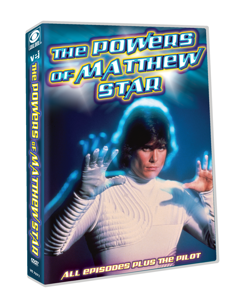 The Powers of Matthew Star - All Episodes plus The Pilot  #7071