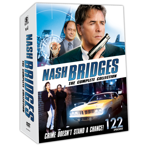 Nash Bridges - The Complete Collection #6019