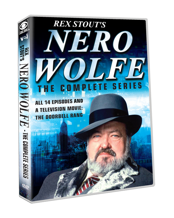 NERO WOLFE - THE COMPLETE SERIES #6128