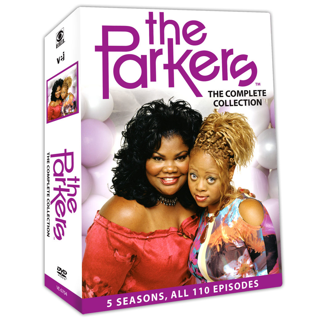 The Parkers - The Complete Collection #7042